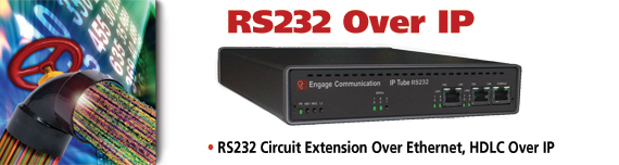 RS232 Over Ethernet IP