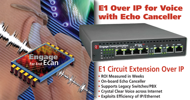 E1 Echo Cancellation