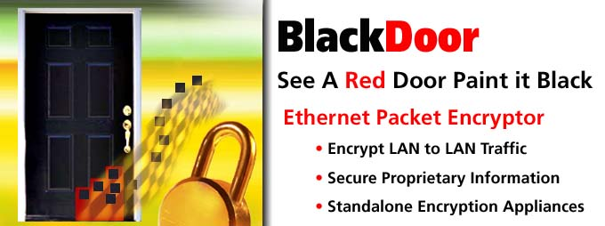 Packet Encryption, Ethernet Packet Encryptor, LAN to LAN traffic