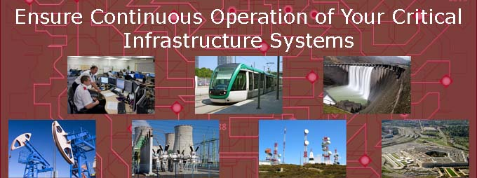 Critical Infrastructure Protection, Continuous Operation, Critical Infrastructure Systems