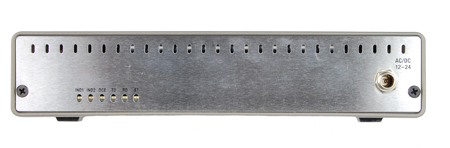 Image of back panel of T1 Ethernet Converter