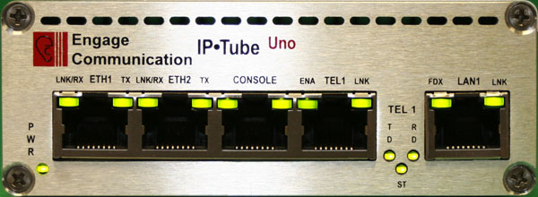 pri over ethernet