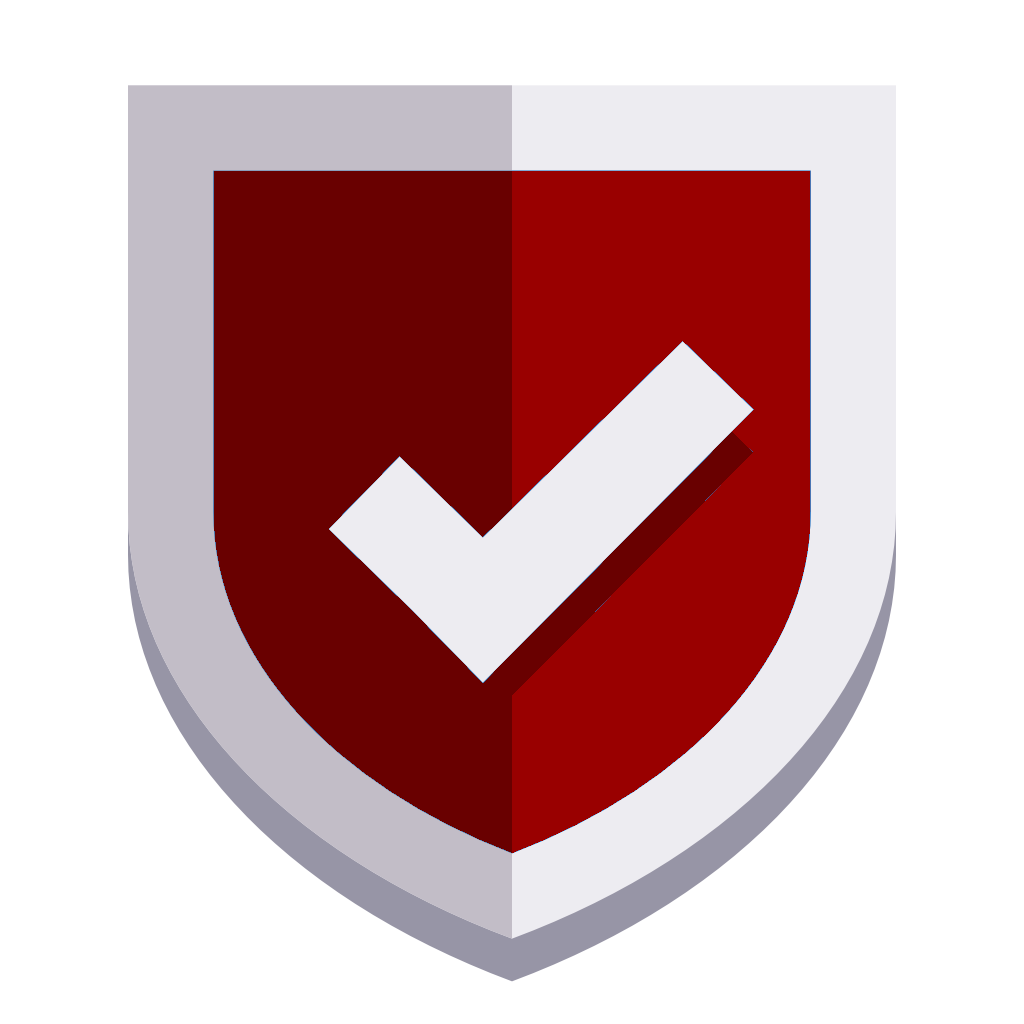 shield ok icon
