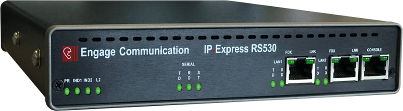 IP Express RS530 WAN Engage Communication