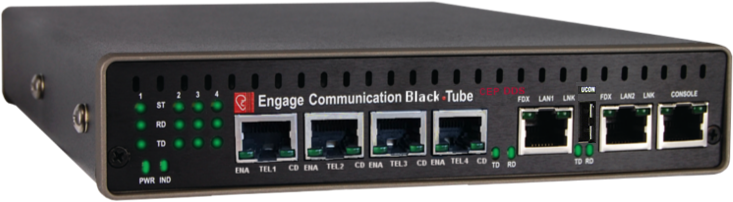 BlackTube CEP DDS Product angle